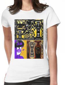 hidden origins Womens Fitted T-Shirt