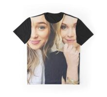 Alycia and Eliza Graphic T-Shirt
