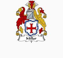Millar Coat of Arms / Millar Family Crest Unisex T-Shirt