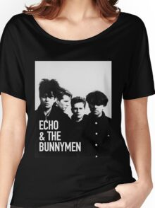 Echo & the Bunnymen Self Titled Women's Relaxed Fit T-Shirt