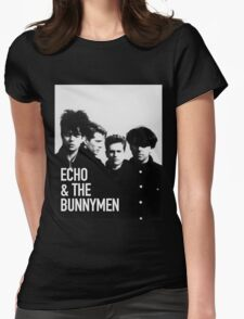 Echo & the Bunnymen Self Titled Womens Fitted T-Shirt