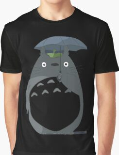 Ultimate Cute Totoro ! [ Ultra HD ] Graphic T-Shirt