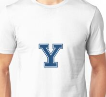 yale y Unisex T-Shirt