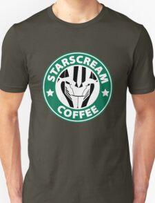 Starscream Coffee Unisex T-Shirt