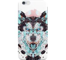 Geometric art iPhone Case/Skin