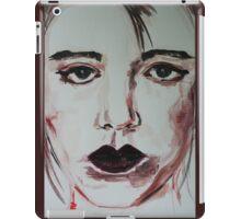 Elle adore Le Noir iPad Case/Skin