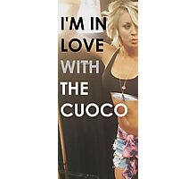 cuoco Photographic Print
