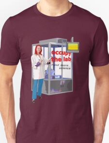 occupy the lab Unisex T-Shirt