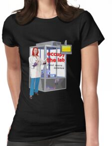 occupy the lab Womens Fitted T-Shirt