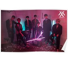 MonstaX Lost poster Poster