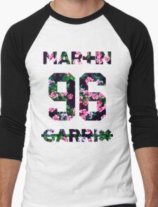 Martin Garrix Floral 96 Men's Baseball ¾ T-Shirt