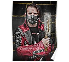 CLP Jimmy Havoc Design Poster