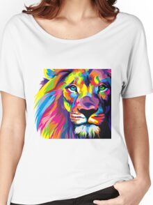 Lion Pride Women's Relaxed Fit T-Shirt