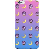 Crystal Ball and Moon iPhone Case/Skin