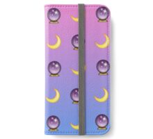 Crystal Ball and Moon iPhone Wallet/Case/Skin