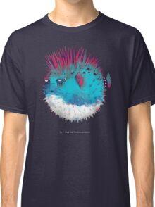 Punk Fish Classic T-Shirt