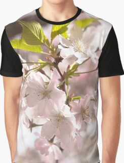 Tender Blossoms Graphic T-Shirt