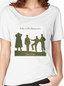 Echo & the Bunnymen The Game Album    Women's Relaxed Fit T-Shirt