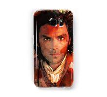 Cleite Orange Samsung Galaxy Case/Skin