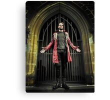 CLP Jimmy Havoc Design Canvas Print