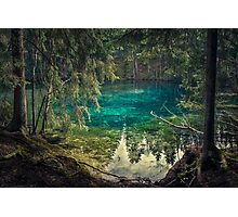 Turquoise spring part I Photographic Print