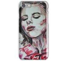 Sitting On The Strawberry Swing iPhone Case/Skin