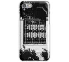 A window in white  iPhone Case/Skin