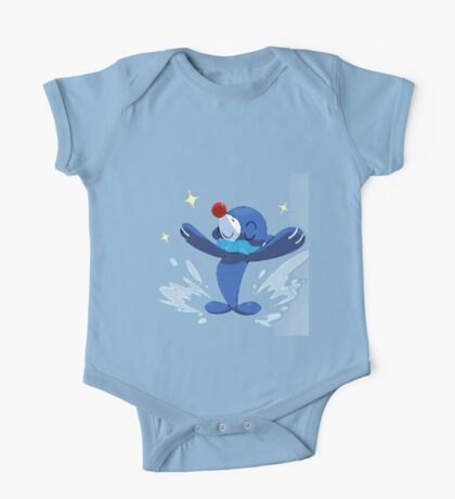 Popplio- PKMN S&M One Piece - Short Sleeve