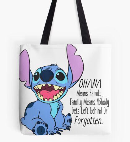 lilo and stitch  Tote Bag