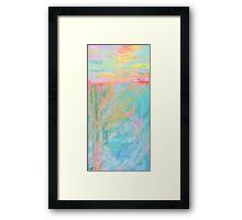 Rural Sunrise Framed Print