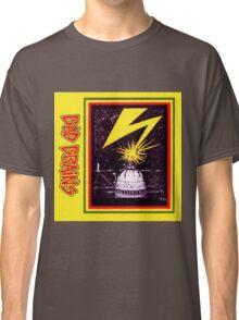 Brains Capitol Lightning Classic T-Shirt