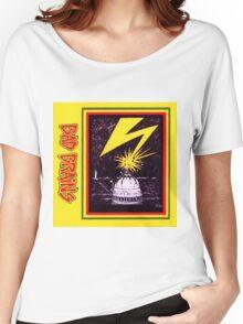 Brains Capitol Lightning Women's Relaxed Fit T-Shirt