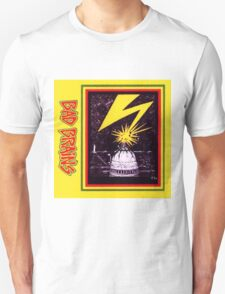 Brains Capitol Lightning Unisex T-Shirt