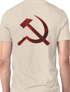 Communist Party Symbol Unisex T-Shirt