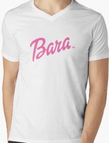 Bara TM Mens V-Neck T-Shirt