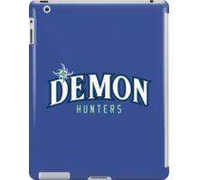 Demon Hunters (alternate) - WoW Baseball iPad Case/Skin