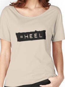#HEEL Women's Relaxed Fit T-Shirt