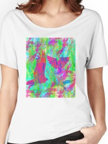 Birds in Flight 2 Women's Relaxed Fit T-Shirt