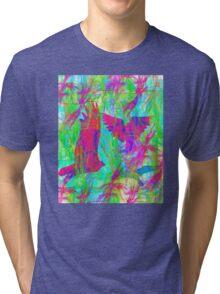 Birds in Flight 2 Tri-blend T-Shirt