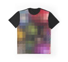 Pixelated Baubles Graphic T-Shirt