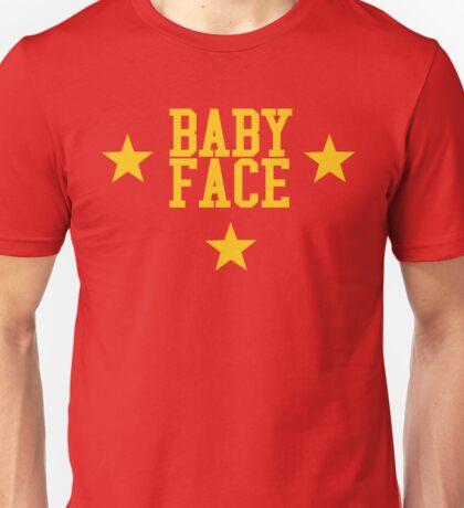 Baby Face Unisex T-Shirt