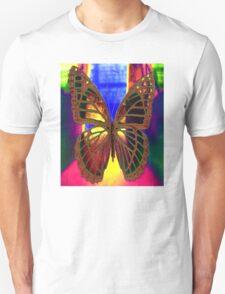 Angel Butterfly Unisex T-Shirt