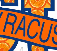 Syracuse Orange Sticker