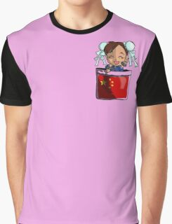 Street Fighter Pocket Pals - #3 Chun Li Graphic T-Shirt