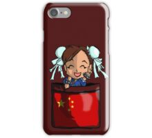 Street Fighter Pocket Pals - #3 Chun Li iPhone Case/Skin