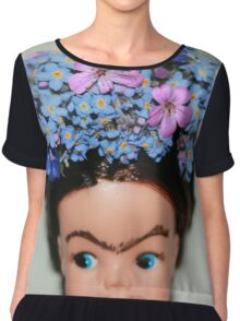 Frida IV Chiffon Top