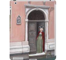 Venice - Before the Regatta iPad Case/Skin