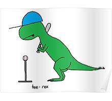 Tee-Rex Poster