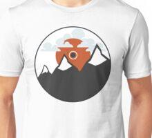 Minimal Sunrise Unisex T-Shirt