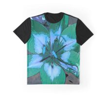 Photoshop Lily green Graphic T-Shirt